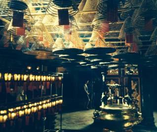 Temple incense