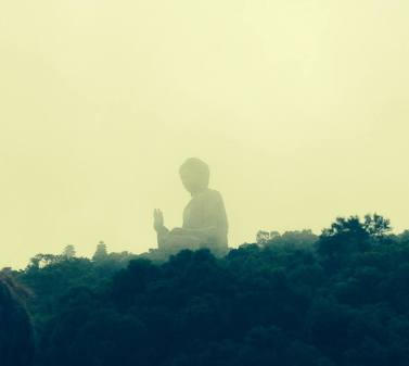 Hazy Buddha