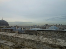 View from Blue Mosque