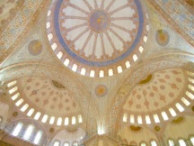 Inside of New Mosque