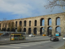 The famous Valens Aqueduct