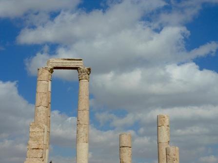 Temple of Hercules, Amman, Jordan