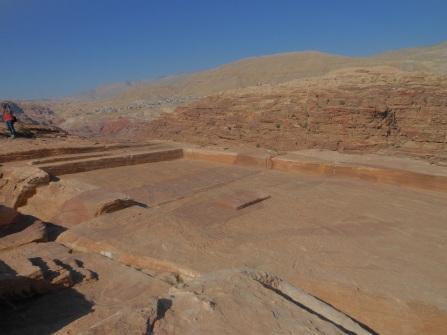 Sacrificial area, Petra, Jordan