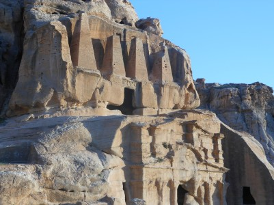Obelisk Tomb, Petra, Jordan